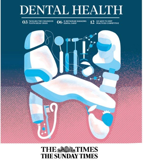 BioMin Features In The Times Special Report!